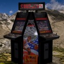 Run And Gun Arcade Game Machine