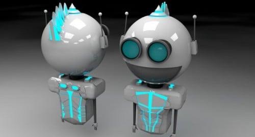 Robot Jasubot Carácter