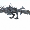 Alduin Dragon Character