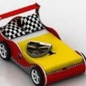 Formula 1 Bed Design