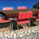 Yemek Masaları Takımlı Yemek Odası