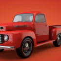 Ford Pick Up Car