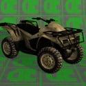 Battlefield Quad Car