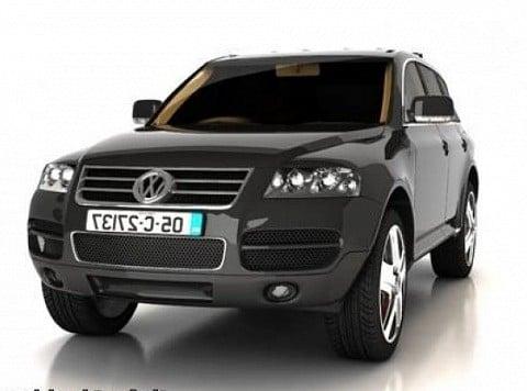 Vw Touareg Car