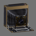 Old Frame Camera