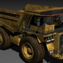 Dump Truck Free 3d Model
