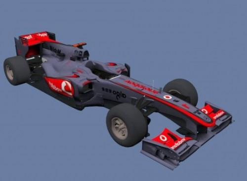Coche Mclaren F1