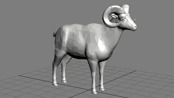 Sheep Free 3d Model