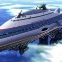 Gallactic Cruiser Free 3d Model