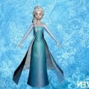 Elsa Dondurulmuş Karakter