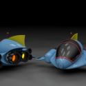 سفينة الفضاء المستقبلية