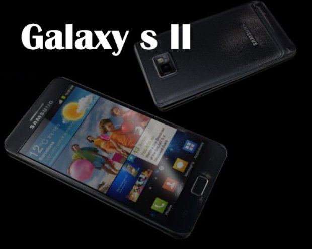 Samsung Galaxy S2 Free 3d Model