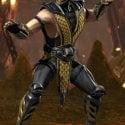 Scorpion Character Free 3d Model