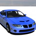 Pontiac Gto Car