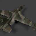 Su39 Jet Uçağı