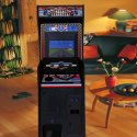 Pole Position Upright Arcade Machine Free 3d Model