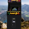 QBert Arcade Machine Free 3d Model