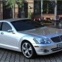 Mercedes S55 Araba Bedava