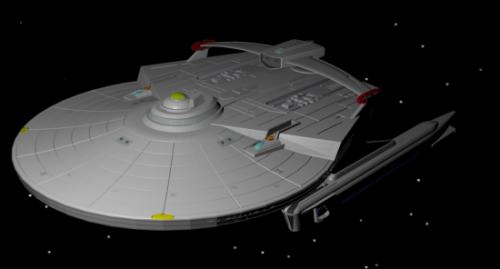Reliant Aus Star Trek Aircraft