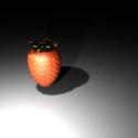 Strawberry Free 3d Model