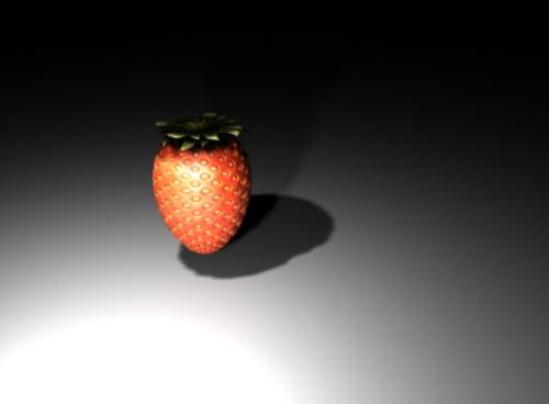 Strawberry Model 3d Download Free 3d Max Models of
