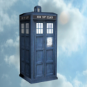 Police Phone Box Free 3d Model
