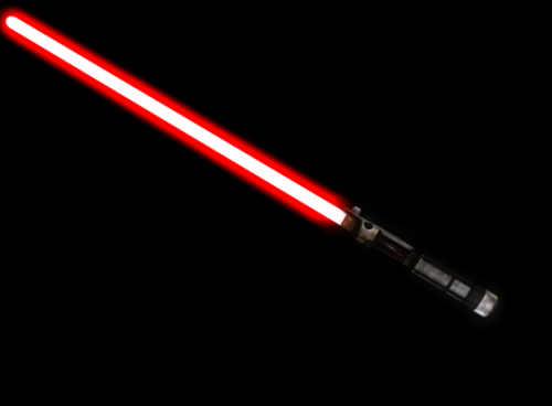 Espada de sable de luz de StarWars