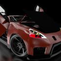 Nissan 370z Car 3d Model Free