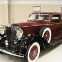 رولز رويس 1940 خمر سيارة