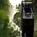 Monaco Gp Arcade Machine Free 3d Model