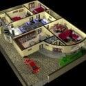 House Plan Interior Design Free 3d Model