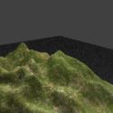 3D Montaña