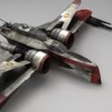 Arc-170 StarFighter Free 3d Model