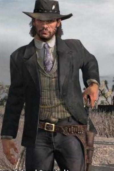 John Cowboy Character