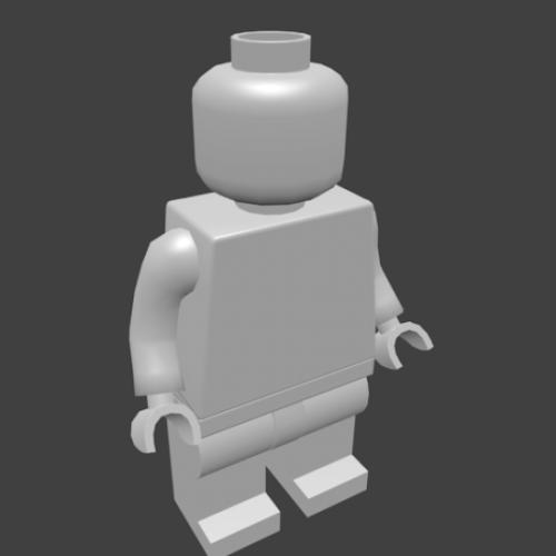 Lego-mies