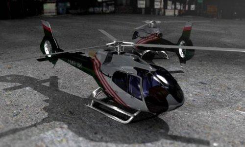 Helicóptero N916mu