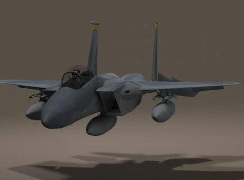 F15 hävittäjä