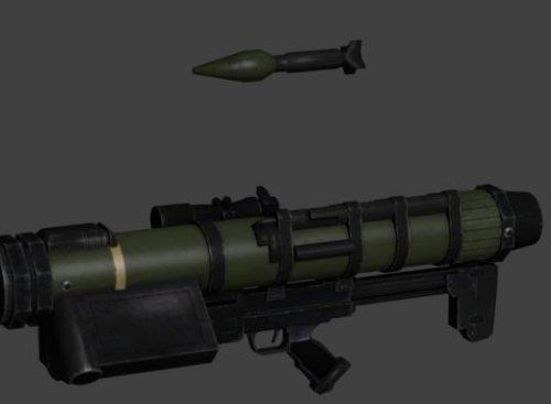 Roket fırlatıcı silah