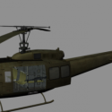UH-1H Army Helicopter
