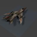 BF2 Fantan Aircraft Free 3d Model
