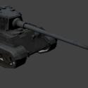 Tanque pesado de tigre