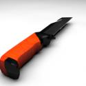 Acb90 Knife Free 3d Model