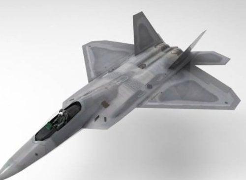 F22 Raptor -lentokoneet