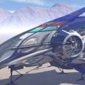 Alien Interceptor Spacecraft