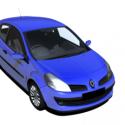 Automobile Renault Clio