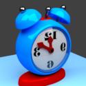 Alarm Clock Free 3d Model