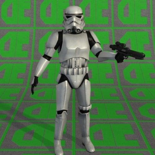 Stormtrooper Character