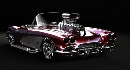 سيارة 1961 كورفيت