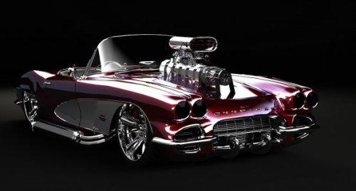 1961 Corvette Car