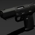 אקדח חמישים אקדח